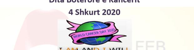 Dita Botërore e Kancerit 4 Shkurt 2020